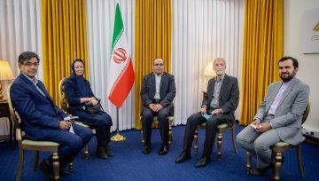 نشست شورای عالی سیاستگذاری جایزه البرز